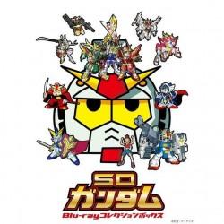 SD Gundam Blu-ray...