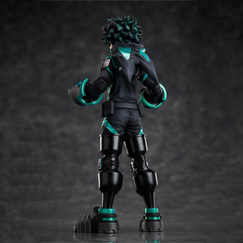 My Hero Academia World Heroes Mission Izuku Midoriya Stealth Suit Ver 1 8 Complete Figure