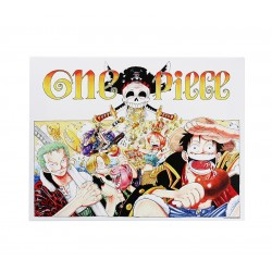 ONE PIECE Full Color BIG...