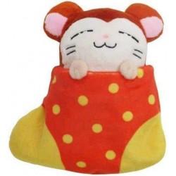 Hamtaro Snoozer Plush Toy S