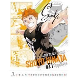 """""""Haikyu!!"""" Comic Calendar 2022"""
