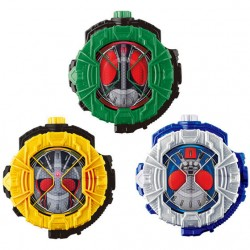Kamen Rider Zi-O DX Ride...