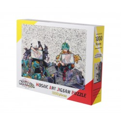 Mosaic Art Jigsaw Puzzle...