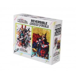 Double-sided Jigsaw Puzzle...