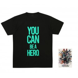 T-Shirt Black×Full Color...