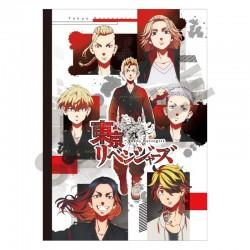 Tokyo Revengers Crossnote...